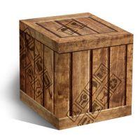 Коробка под кружку Деревянный ящик