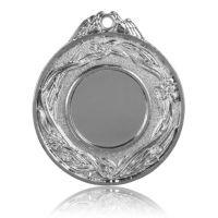 Медаль HB088 серебро D50мм, D вкладыша 25мм