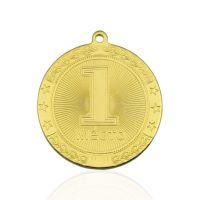 Медаль корпусная MK181 золото D медали 45мм первое место