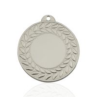 Медаль корпусная MK219b серебро D медали 45мм, D вкладыша 25мм