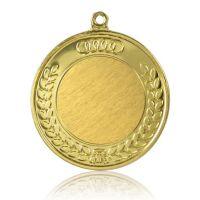 Медаль Zj-M744 золото D65мм, D вкладыша 40мм