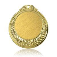 Медаль Zj-M762 золото D65мм, D вкладыша 45мм