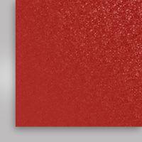 Пленка термотрансферная, красная с блестками, 500мм x 50м