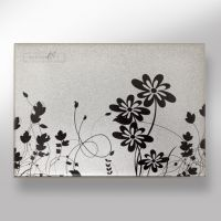 "Плитка керамика прямоугольник серебро 152х203мм (6""x8"")"